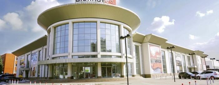 В  мебельном центре Biennale сдается в аренду 16 м2  торговой площади.
